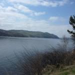 Abfluss des Baikal